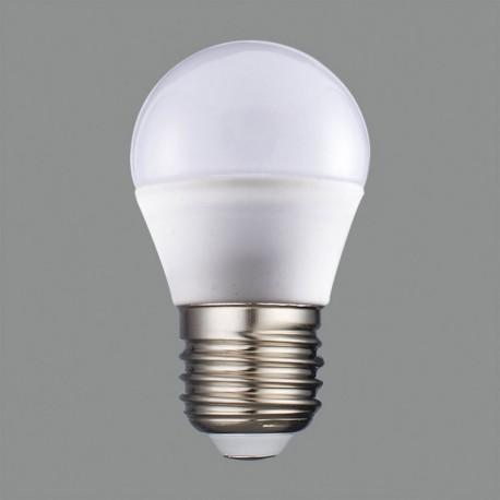 Bombilla LED ESFERICA E27 6W 3000K ACB Iluminación