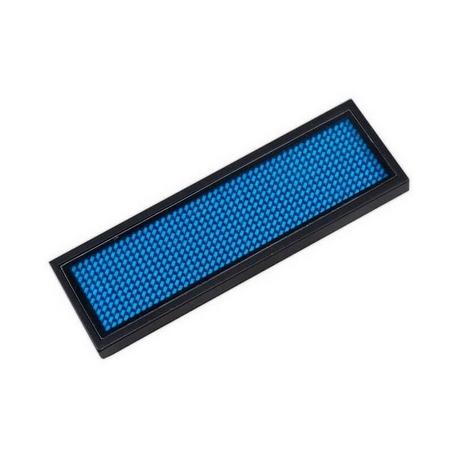 Microrótulo LED Azul DC 3.6V