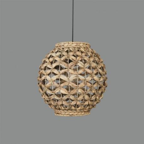 Lámpara de techo Lennis Colgante/30 Fibra Natural de ACB Iluminación