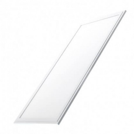 Panel LED 60X30 cm 24W Marco Blanco 6000
