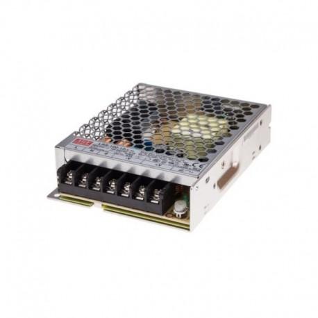 Fuentes de alimentación para tiras LED Mean Well 100W 24VDC