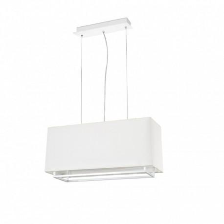 VESPER-1 Lámpara colgante blanca de Faro