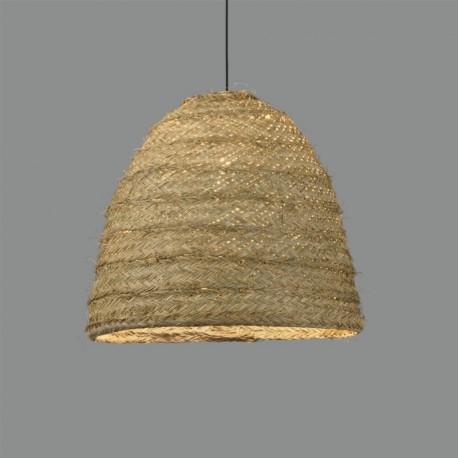 Lámpara de techo Moyana Colgante/40 Rafia Natural de ACB Iluminación
