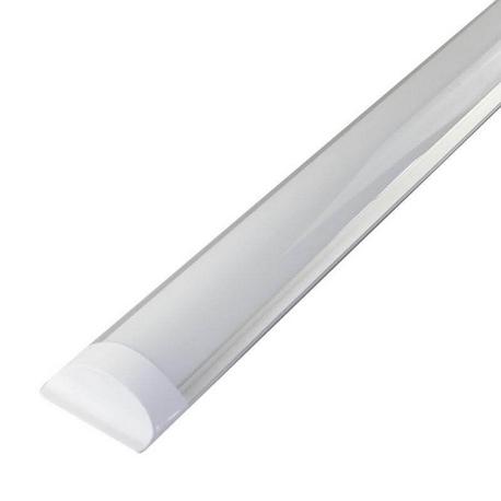 Regleta plana LED 36W 120º