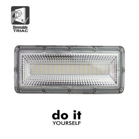 Módulo LED DIY 50W 120º SMD 3030-3D IP66