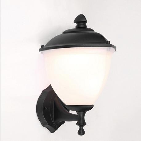 Aplique Farol para lámpara LED E27 Exterior