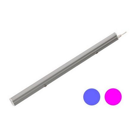Regleta LED T5 18W 120º G13 Azul y Rosa