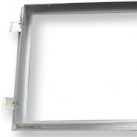 KIT blanco para empotrar Panel 600x1200mm en techos escayola Roblan