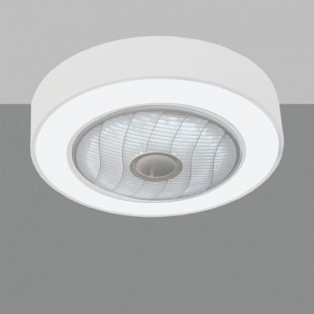 Ventilador de techo Blaast Blanco mate ACB Iluminacion