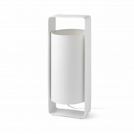 Lámpara de sobremesa LULA G BLANCA 1x E27 MAX 20W