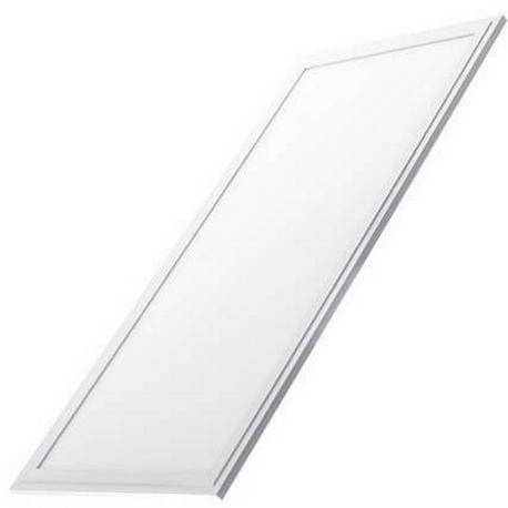 Panel LED 120x60 cm 72W Marco Blanco