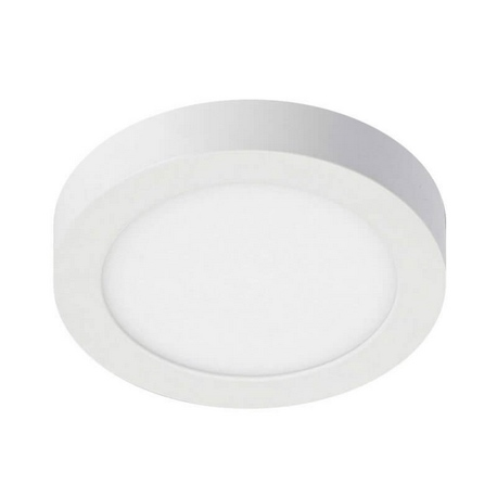 Plafón LED circular superficie 15W 120º