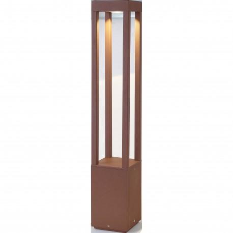 AGRA BALIZA MARRON LED 10W 3000K H650