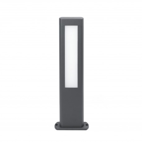 NANDA BALIZA GRIS OSCURO H500 LED 12,5W 3000K