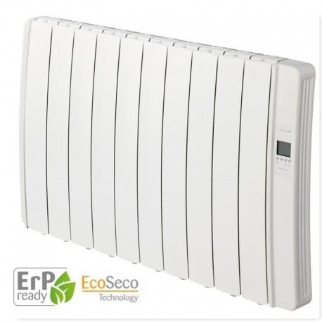 Emisor de inercia termica c/wifi, sin fluido DIL10CG 1250W Gabarron