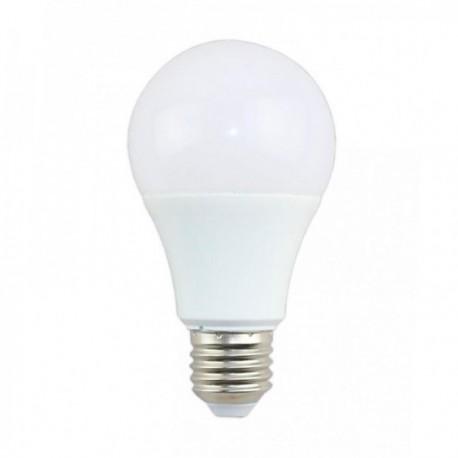 Bombilla LED E27 A60 10W en Caja 6500