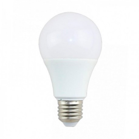 Bombilla LED E27 A60 10W en Caja 4000