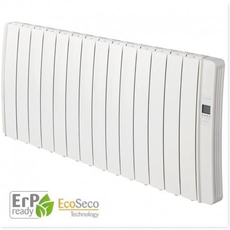 Emisor de inercia termica c/wifi, sin fluido DIL14GC 2000W Gabarron