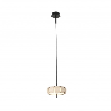 MINIPHILL COLGANTE LED 12W MADERA 3000K DIMABLE