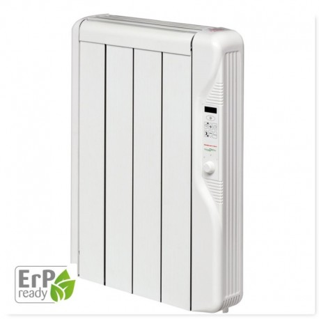 Emisor de inercia termica, sin fluido RX4E PLUS 500W Gabarron
