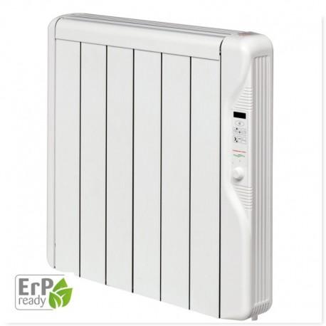 Emisor de inercia termica, sin fluido RX6E PLUS 750W Gabarron