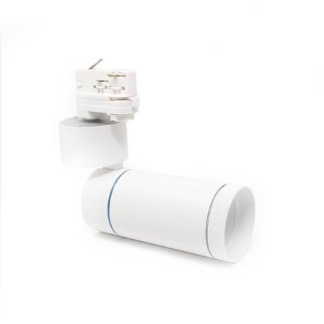 Foco LED 30W LIMON Blanco para Carril Trifásico 24º
