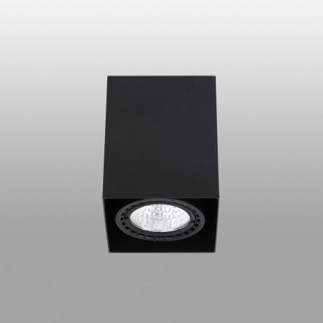 TEKO 1 NEGRO LED 12-18W 2700K 56º