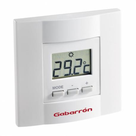 Termostato Electronico de Ambiente Digital Gabarron