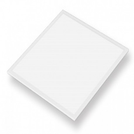 Panel LED  595 x 595 mm 40W Marco Blanco Roblan