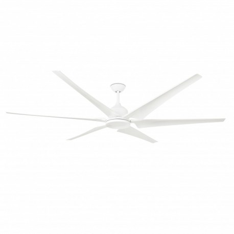 Ventilador de Techo Cies Blanco 6 PALAS Faro