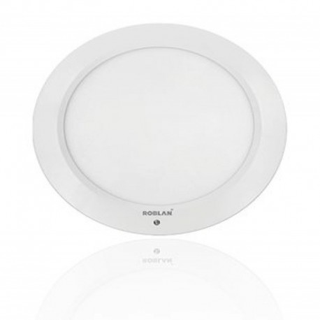 Foco Downlight LED  Circular 18W CCT  (BLANCO) C/SENS. RADAR Roblan
