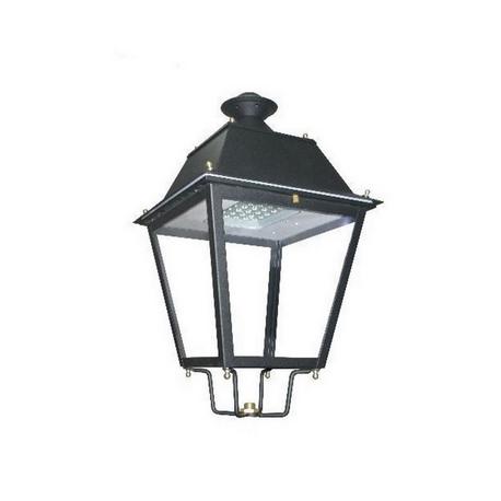 Farola Villa Aluminio LED 40W LUMILEDS