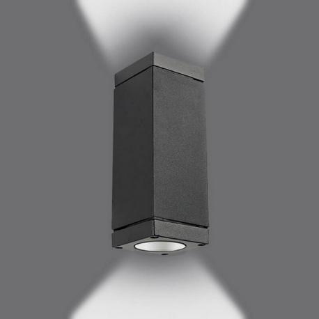 Aplique LED 12W LYON Doble Luz Exterior IP54