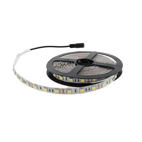 Tira de LED 12v DC SMD5050 300 LEDs IP20 Verde