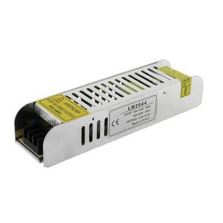 Fuentes de alimentación para tiras LED 60W 24VDC