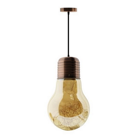 Lámpara de techo LED Bulb Copper
