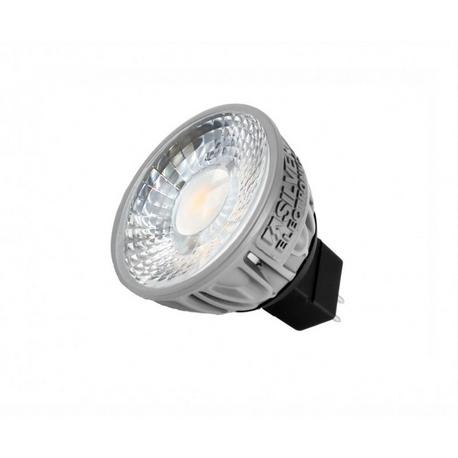 Bombilla LED Pro Dicroica 5W GU5.3 Silver Sanz Gris