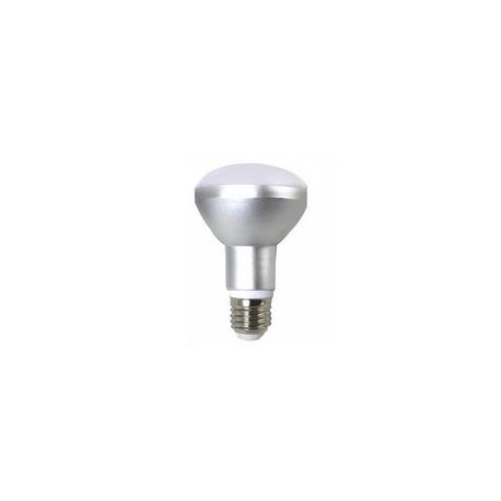 LED R63 8W E27 5000K Silver Sanz