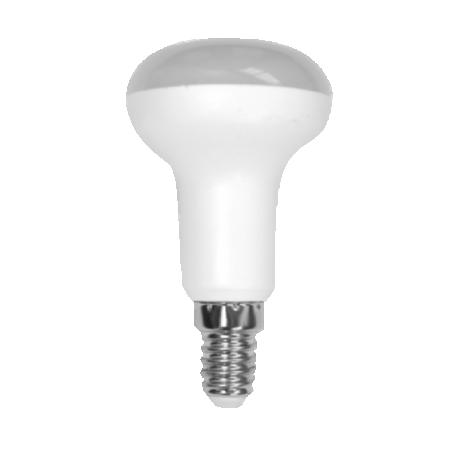 Bombilla LED ECO Reflectora R50 5W E14 Silver Sanz
