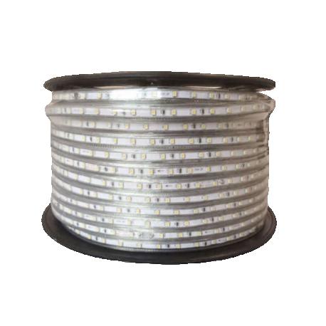 Tira LED de 50m 10,5W ip65 RGB Silver Sanz
