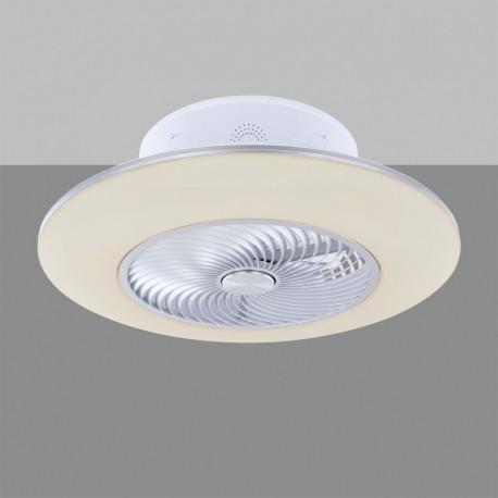 Ventilador de techo Arashi Blanco mate ACB Iluminacion