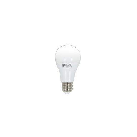 Bombilla LED Estándar 7W E27 Silver Sanz