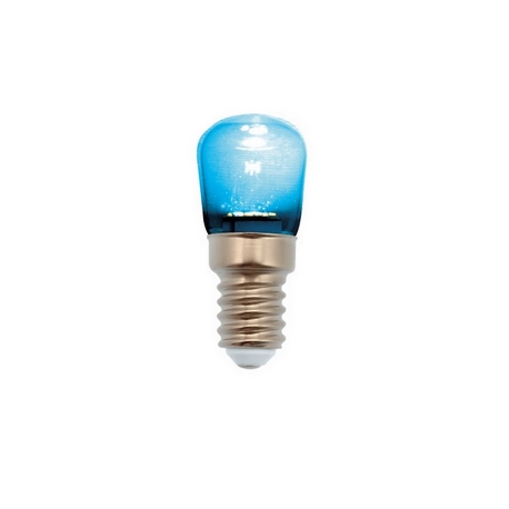 PEBETERO LED AZUL 1W E14 IP44 230V
