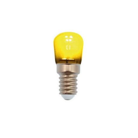 PEBETERO LED AMARILLO 1W E14 IP44 230V