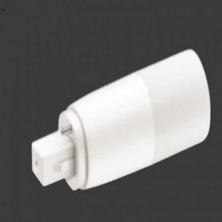 Lampara LED plc 7,5W 840 2p g24d 1CT/10 de Mazda
