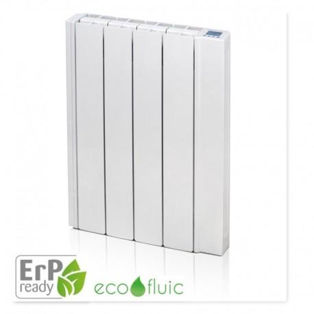 Emisor c/wifi y fluido termico digital programable  RD4W 500W Gabarron