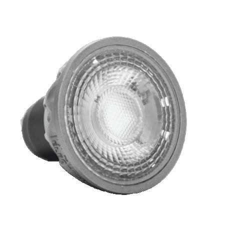 Bombilla LED EVO dicroica 8W GU10 Silver Sanz