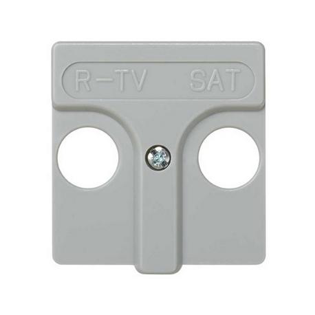 TAPA R-TV-SAT GRIS