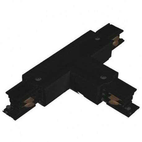 Conector en T TK Negro-Blanco Roblan