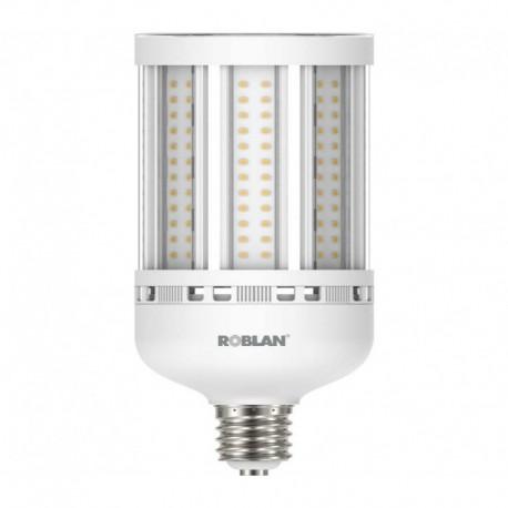 Bombilla LED INDUSTRIAL alta potencia E40 54W IP65 Roblan